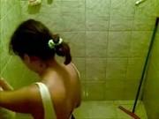 Imagen Espiando a la hermana en la ducha
