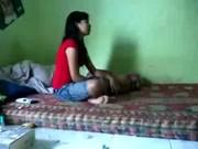 Imagen Una rica cogida de 31 min con su novia jovencita