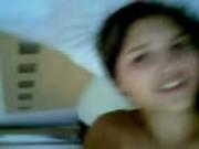 Imagen Graba a su novia Ana Maria mientras la coge