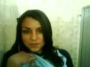 Imagen Chava buenisima de secundaria mostrando las tetas
