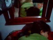 Imagen Dandole una cogida a mi señora frente al espejo