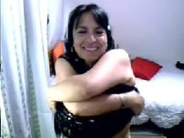 Imagen Madurita webcamer bien cachonda con su juguete