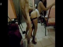Imagen Cornudo graba como el amigo coje a su esposa puta