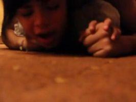 Imagen Luego de mamarla la cogen duro contra el piso