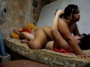 Imagen Wey principiante grabando porno con gordibuena, detras de camaras!