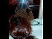Imagen Sexo con mi putita nalgona de Michoacan frente al espejo