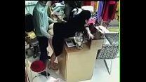Imagen Chino se coje a su empleada nalgona